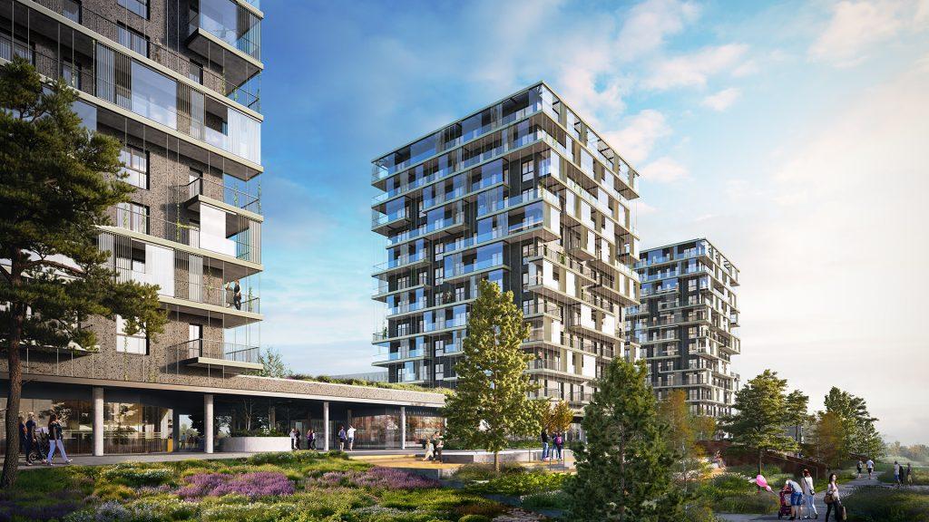 Pierwsza Dzielnica: nowe apartamenty w Katowicach dla tych, którzy oczekują najwyższego komfortu